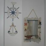 Upstairs Hall Display
