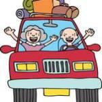Seniors road trip