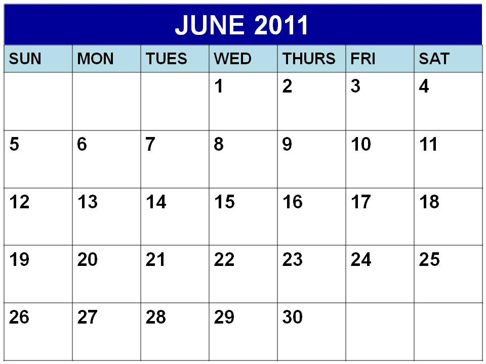 Result Calendar June : June calendar search results